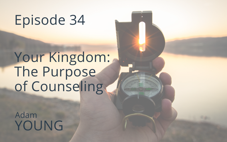 Your Kingdom: The Purpose of Counseling