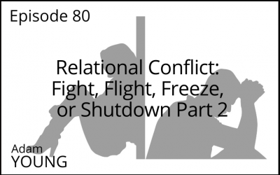 Relational Conflict: Fight, Flight, Freeze, or Shut Down Part 2